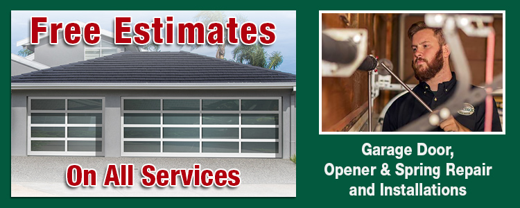 Free Estimates On All Services